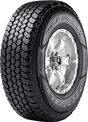 Goodyear Wrangler® All-Terrain Adventure With Kevlar®