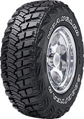 Goodyear Wrangler MT/R® With Kevlar®